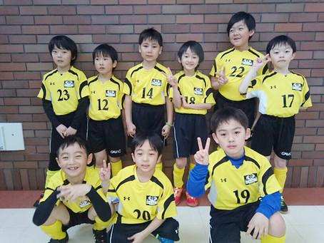 【フットボール部門 futsal U-12】 ファミリーフットサルU-8の部