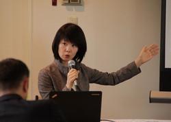 Panelist, Fumiko Ishioka
