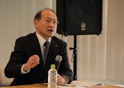 Panelist, Makoto Otsuka