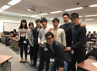 全日本大学サッカー連盟を訪問しました