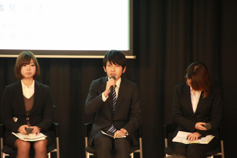 早稲田大学 千畝ブリッジングプロジェクト 福本さん