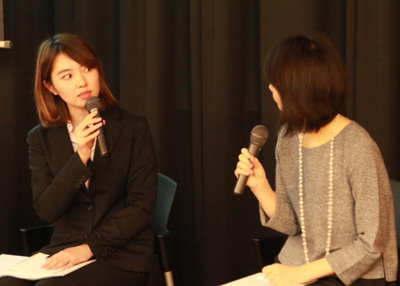 早稲田大学 千畝ブリッジングプロジェクト 鶴見さん