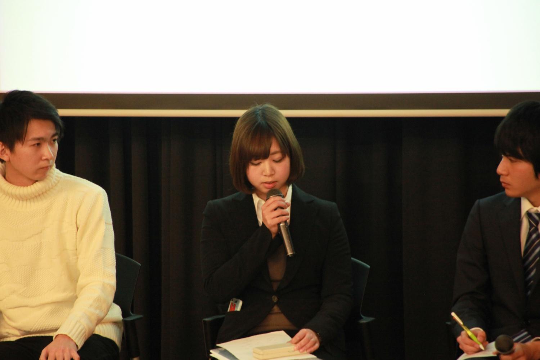早稲田大学 千畝ブリッジングプロジェクト 須貝さん