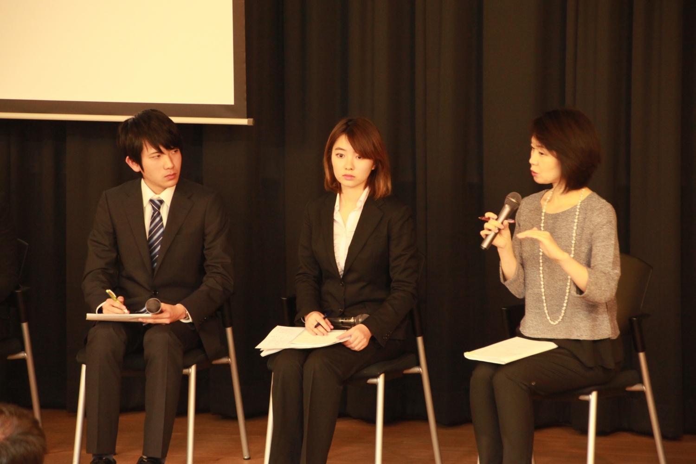 NPO法人ホロコースト教育資料センター代表・石岡史子