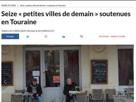 La région Centre-Val de Loire est l'une des premières concernées par un programme de soutien aux...
