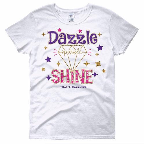 Dazzle & Shine Dazzling Tee