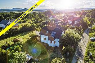 Prodej rodinného domu 5+1 (135 m2), pozemek 1425 m2, obec Svojkov okr. Česká Lípa