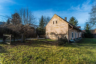 Klasický venkovský rodinný dům, se zahrada cca 1200 m2, Lhotka u Svinař