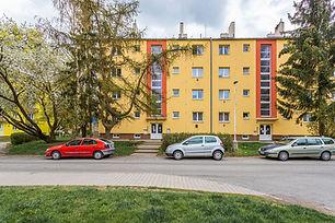 Byt 2+1 (52 m2) s balkónem, Rozdělov, ul. Petrohradská