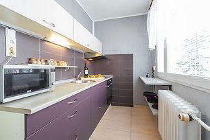 Prodej bytu 3+kk (52 m2) v osobním vlastnictví se dvěmi lodžiemi, Kladno - Kročehlavy