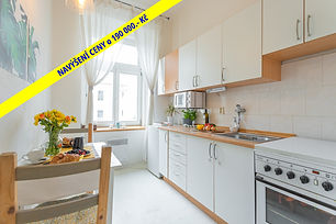 Prodej bytu 1+1 (31 m2) s komorou a sklepem