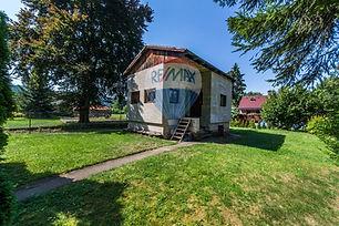 Chata 2+kk v Hlásné Třebani, vlastní pozemek