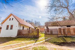 Prodej domu (63 m2) k rekreaci nebo pro trvalé bydlení, Samechov - Chocerady