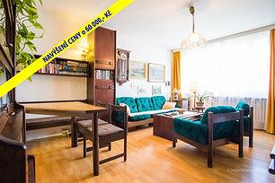 Prodej bytu 3+kk (62 m2) v osobním vlastnictví s lodžií, Praha 11, Opato