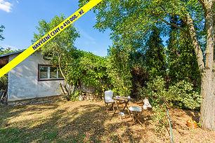 Prodej chaty s pozemkem 961 m2 v obci Lhotka u Svinař