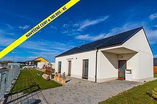 Nízkoenergetický rodinný dům 4+kk, uprostřed kouzelné přírody ve Struhařově