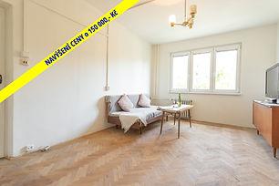 Prodej bytu 2+1 (52 m2) v osobním vlastnictví, Praha 10, Malešice