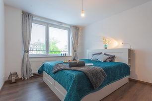 Byt 3+1 (73 m2) s balkónem (2 m2) a prostorným sklepem vulici Revoluční – Buštěhrad