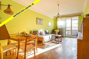 Prodej bytu 3+kk (80 m2) v osobním vlastnictví, Praha 6, Břevnov