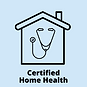 Certified Home Health Icon