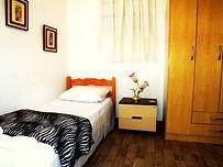 Quarto individual em Pousada e Hostel Polônia Porto Alegre