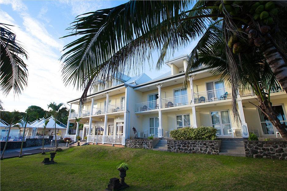 Hôtel la Fournaise Ste Rose Ile de la Réunion