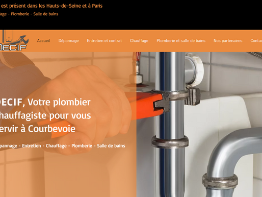 Plumber heating - Île de France