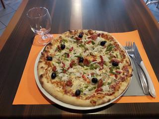 Pizza de Pause Pizza Courpiere