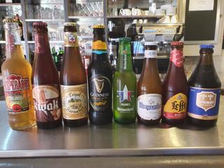Bières du Bar du Square Courpière