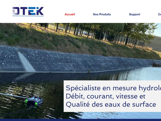 Specialist in hydrological measurements - France