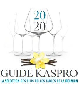Guide-Kaspro sélection des plus belles tables de la Réunion