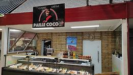 Stand Paille Coco 63 marché Saint Pierre
