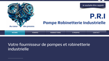 Fournisseur de pompes et robinetteries industrielles - France
