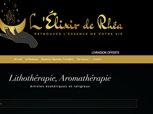 Sale of esoteric and religious items - Reunion Island