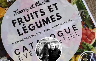 Thierry and Marion Fruits and Vegetables