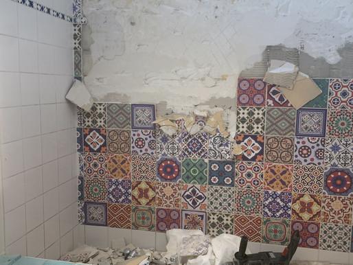 Travaux Salle de bains et WC