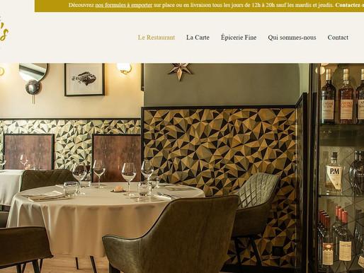 Restaurant, Cuisine Gastronomique - Saint-Raphaël