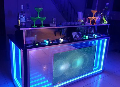 Bar TV - anniversaire BARDELUXXE