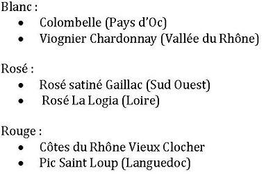 Nos vins bar du square
