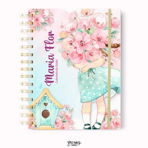 Caderneta de Saúde - Flores