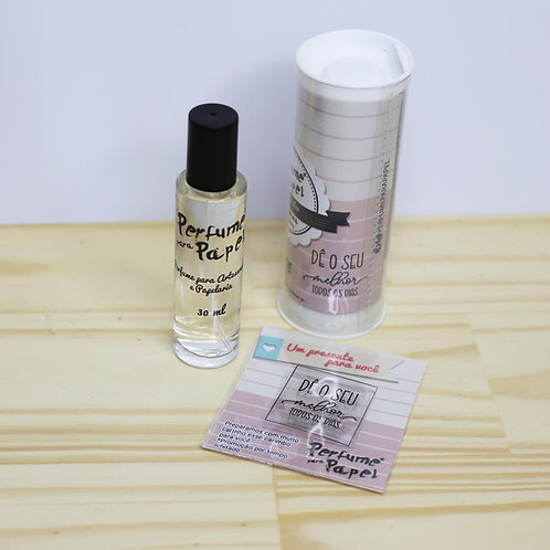 Perfume para Papel 30ml -Conquista