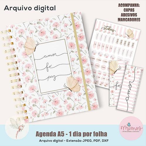 Combo - Coleção Flor - Arquivo Digital