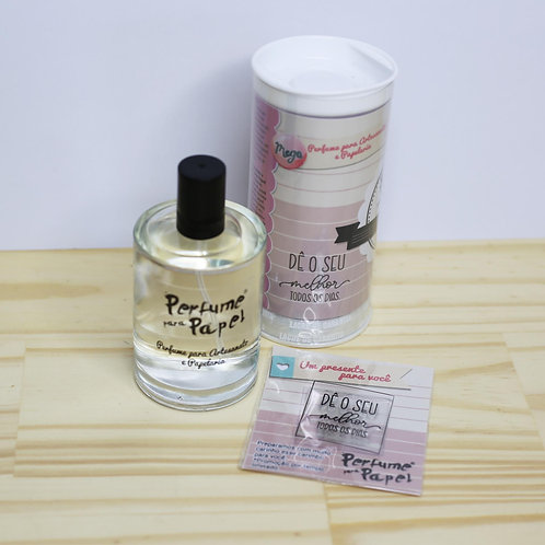Perfume para Papel 100ml - Conquista