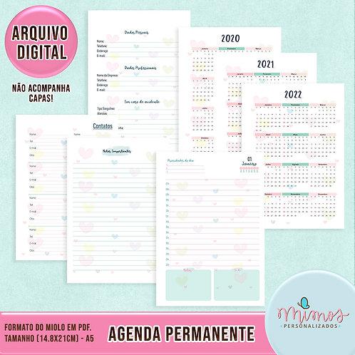 Agenda Permanente - Arquivo Digital (MIOLO)