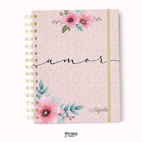 Agenda Mimos - Rose Amor