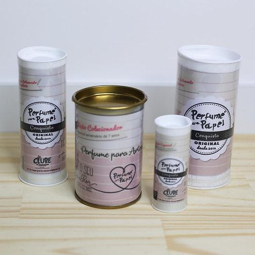 Kit Perfume para Papel CONQUISTA