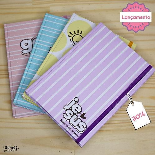 Devocional Candy Collor A5 - Brochura