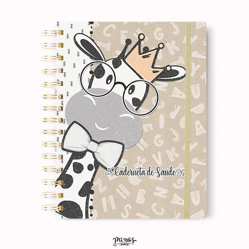 Caderneta de Saúde - Girafa