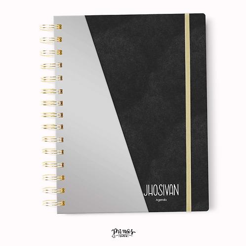 Agenda Mimos - Black Basic