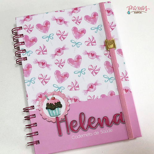 Caderneta de Saúde - Personalizada